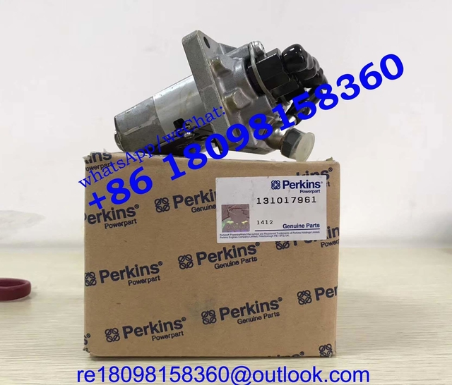 131017592/131017961 fuel injection for Perkins engine 403/404 series Genuine Perkins engine parts/3 cylinders engine