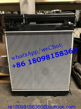 CH11964 CH11964 Water Tank /Radiator/ Cooling Group for Perkins engine 2506C-E15TAG2 generator spare parts
