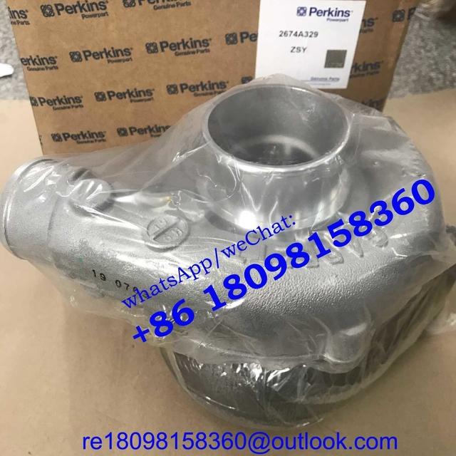 2674A329 Turbocharger  genuine generator Diesel Engine Spare Parts 1100