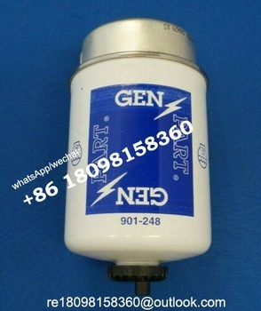 901-248 Fuel Filter for FG Wilson generator P910,P1000 ,P1250,