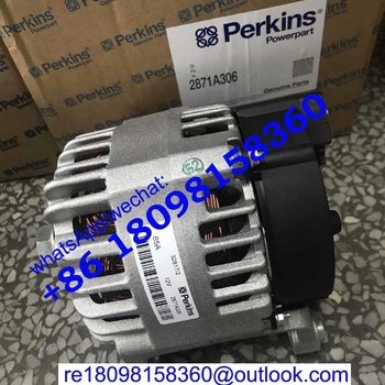 2871A301 2871A306 Perkins ALTERNATOR for 1103 1104 404 T416349 engine parts