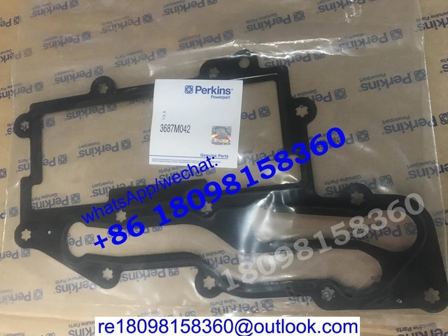 3687M042 Perkins Gasket for OIl Cooler Cat Caterpillar C6.6 C4.4 diesel engine parts