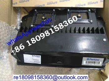 genuine Perkins parts T402850R R/CH12895 ECM ECU(ENGINE CONTROL MODULE) for Perkins 2506/2806series