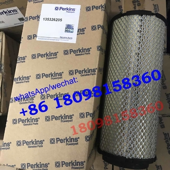 135326206 934-694 Perkins Air Filter for 404D-22 247-1380 genuine engine parts /generator parts