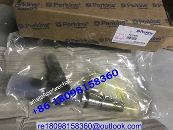 T410631 injector for Perkins engine 1106A-70TA,1106C-70TA CAT Caterpillar C7.1