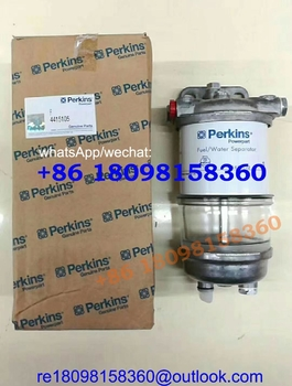 4415105 Perkins Water filter for 1104c-e44/ 26561117 filter