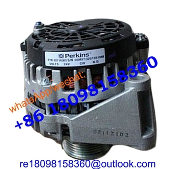 2871A503 Alternator for Perkins 1306FG Wilson generator genuine original engine parts