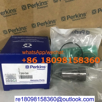 genuine Perkins parts for 4000 series injection/nozzle 726/66 Dorman Rolls Royce generator parts