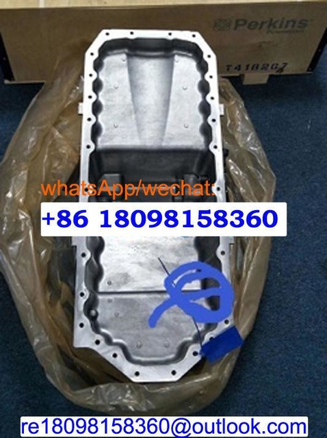 T418267 SUMP/OIl Pan for Perkins CAT(caterpillar) 326D parts genuine  Industrial Diesel Engine Spare Parts