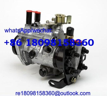 2644c313/22 2644c339/22 Genuine original Perkins injection Pump for 1104A-44T engine parts/Forklift Linde parts