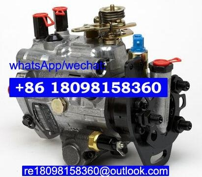 UFK4A444 UFK4A455 Genuine original Perkins injection Pump for 1104A-44T engine parts/Forklift Linde parts