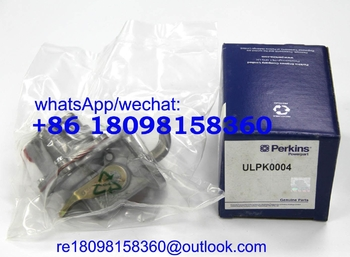 ULPK0004 973-778 LIFT PUMP genuine Perkins parts for FG Wilson/ CAT Caterpillar parts