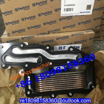 2486A002 4133Y042 4134W025 OIL COOLER Perkins power parts