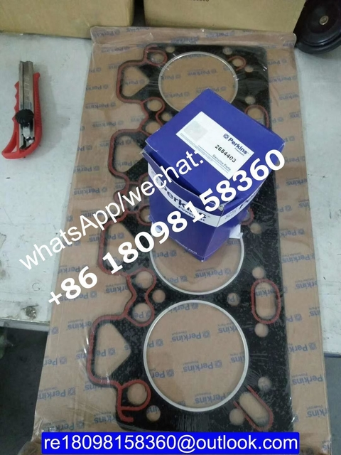 Perkins Head Gasket For Massey Ferguson 3681E018 3681E042 1004-42 AR AS series engine parts