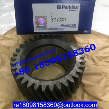 3117C341 Crankshsaft Gear for Wirtgen/Perkins/CAT Caterpillar engine 1106D-E66TA C6.6