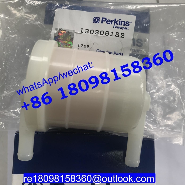 130306132 Perkins Fuel Filter/Oil Seperator  Genuine original Perkins for 403/404/400 series engine/ Perkins Engine Parts/auto parts