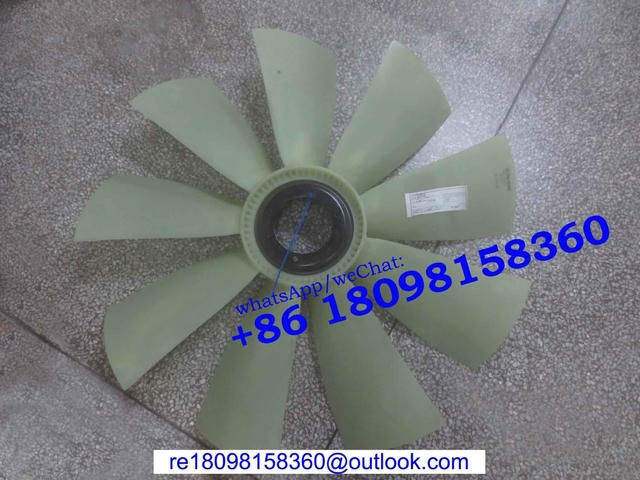 145306880 U45307130 Perkins Fan Blade for 403D-15 genuine original engine spare parts