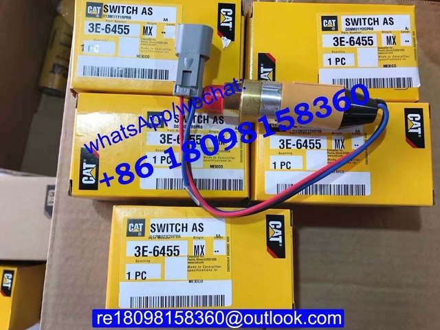 3E-6455 Switch Assy for CAT Caterpillar Excavator 320B 320C 320D engine parts