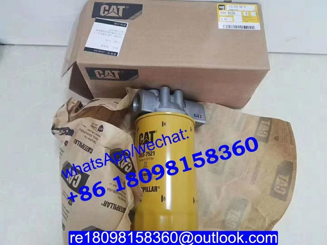 093-7521 Filter Assy for CAT Caterpillar Excavator336D 336E engine parts