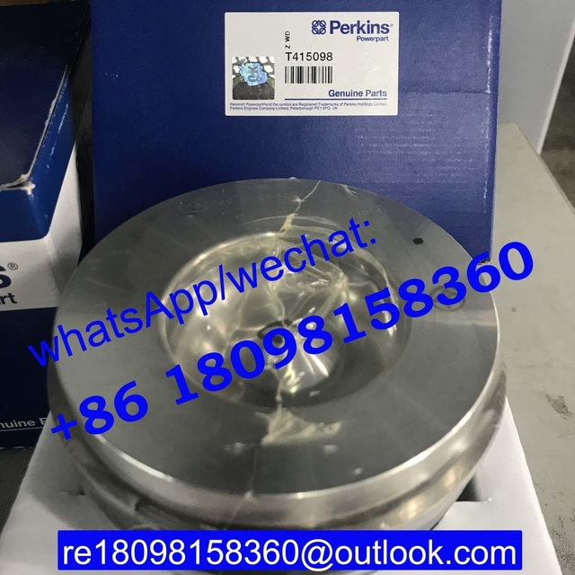 T415098 Piston for Perkins/CAT Caterpillar 320D2 323D2 324D2 326D2 C7.1 Mechinical Engine parts