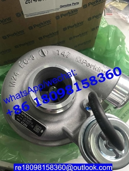 2674A816 GT25S Perkins Turbocharger genuine generator Diesel Engine Spare Parts 1104-44TA