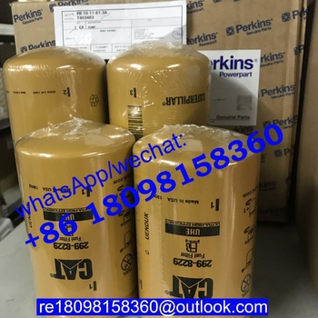 Genuine Original 299-8229 2998229 Fuel Filter element for CAT Caterpillar C6.6 engine parts