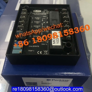 655/42 655/43 Perkins Speed Switch/model for 4006 4008 4012 4016 generator parts