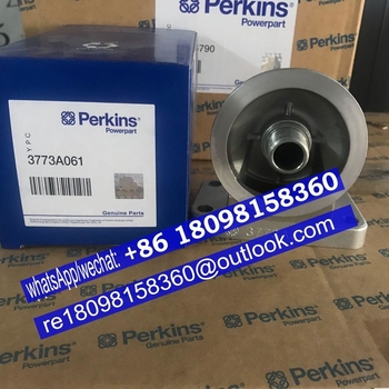 3773A061 OIL FILTER HEAD original Perkins engine parts for 2506/2806TAG