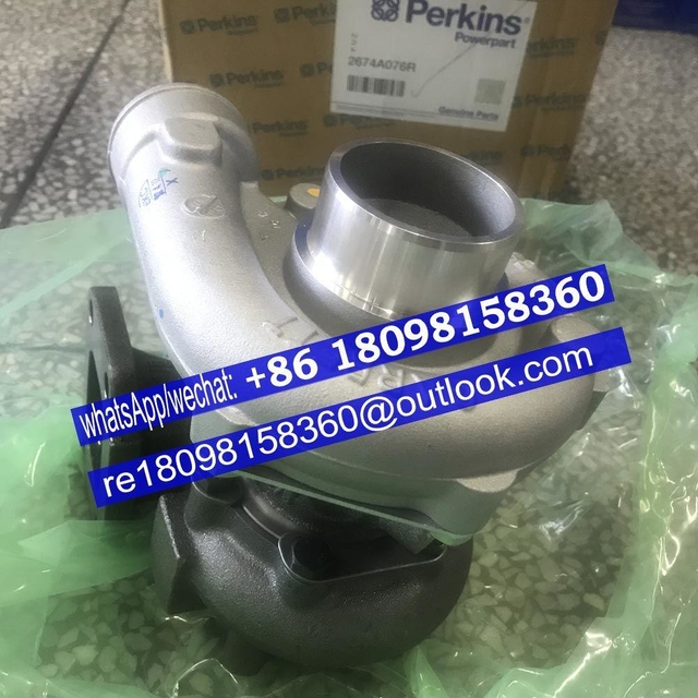 2674A076R Turbocharger genuine generator Diesel Engine Spare Parts